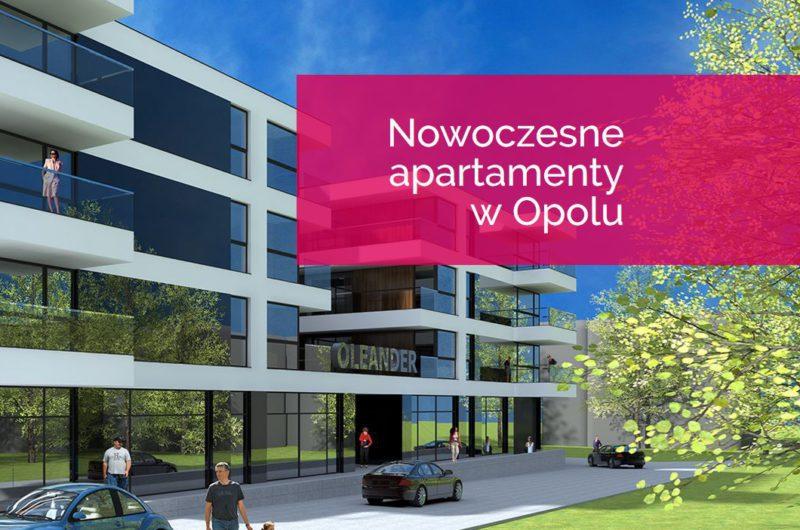 Nowe mieszkania w Opolu