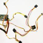 Uporządkowanie podłączonych kabli